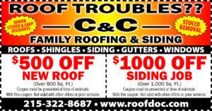 C & C Roofing