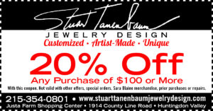 Stuart Tanenbaum Jewelry Design